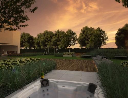 Heerlen   Strak tuin design