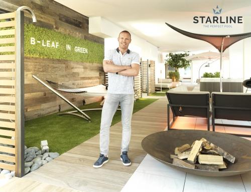 Starline en Buro van Rooijen delen dezelfde passie!