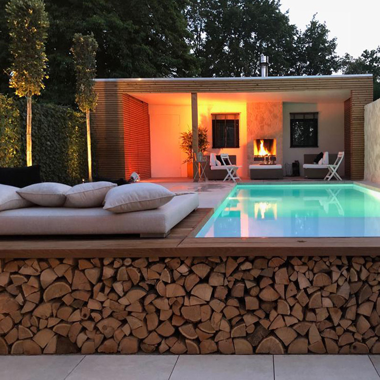Verwonderend Zwembad Limburg – professionele zwembaden WO-58